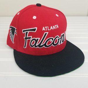 Mitchell & Ness Atlanta Falcons Snap Back Hat 0701